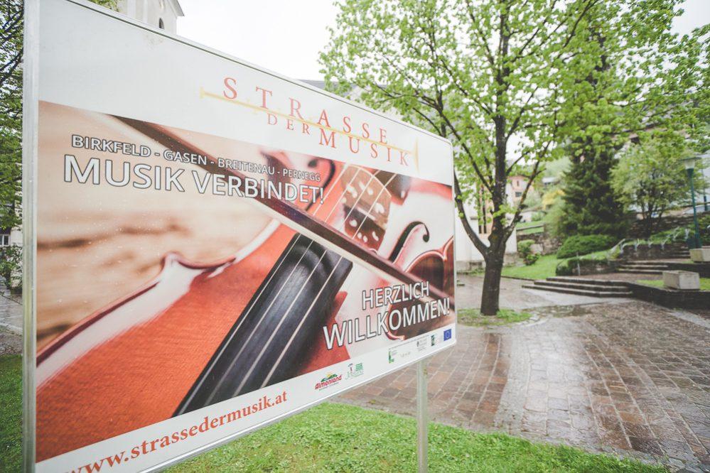 Straße der Musik